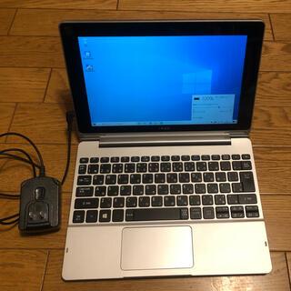 エイサー(Acer)のacer Aspire Switch 10 SW5-012-F12P/S(ノートPC)