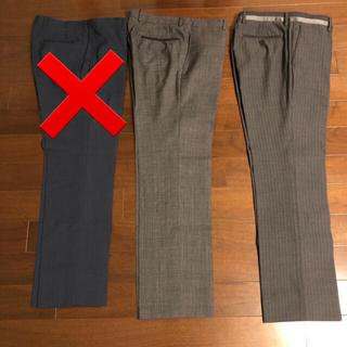 カルバンクライン(Calvin Klein)の紳士 スーツ パンツ カルバンクライン ウエスト82 サイズM〜(スラックス/スーツパンツ)