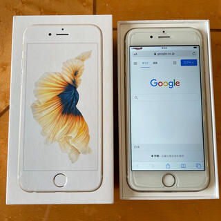 Apple - iPhone6s 64GB Softbank(SIMロック解除済)
