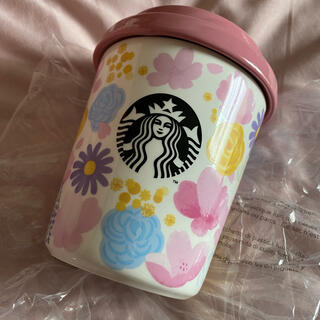 Starbucks Coffee - SAKURA2021 キャニスタースプリングブルーム