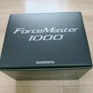 SHIMANO - ☆新品☆未使用 シマノ 21 フォースマスター 1000 2001年モデル(電動