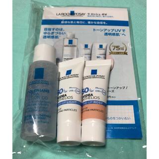 LA ROCHE-POSAY - ラ ロッシュ ポゼ/日焼け止め乳液  ・薬用化粧水 試供品