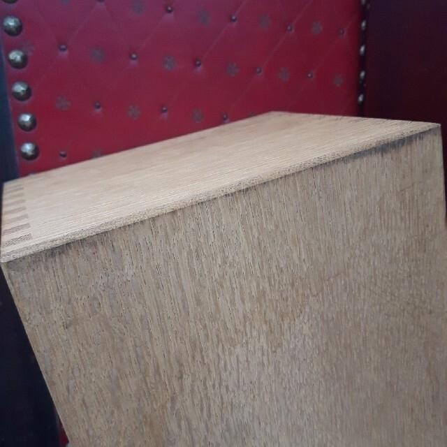 サントリー(サントリー)のサントリー ザウイスキー 木箱 空き箱 食品/飲料/酒の酒(ウイスキー)の商品写真