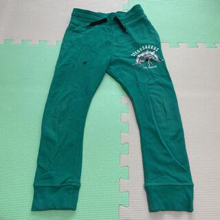 エイチアンドエム(H&M)の男児 H&M  恐竜 スウェット 長ズボン 120(パンツ/スパッツ)