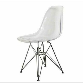 EAMES - イームズシェルチェア クリア