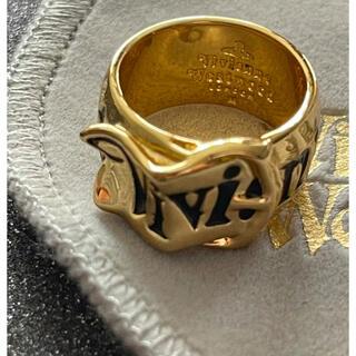 Vivienne Westwood - 新品リング ゴールド