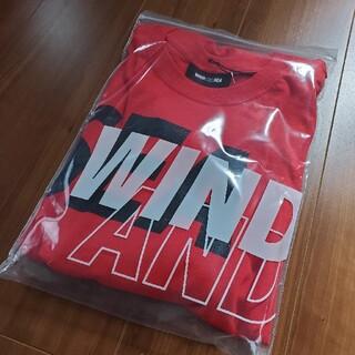 [新品未使用]wind and sea  RED XL