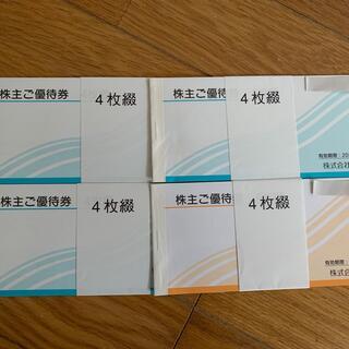 アルペン 株主優待券 8000円分(その他)