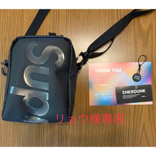 シュプリーム(Supreme)のSupreme Neck Pouch (SS21) Black (ポーチ)