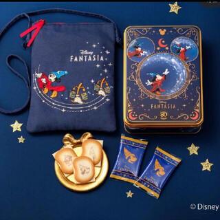 ディズニー(Disney)のディズニー ファンタジア ショコラサンド 刺繍サコッシュ付き 東京ばなな(菓子/デザート)
