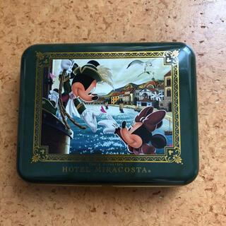 ディズニー(Disney)のディズニー 空き缶(小物入れ)