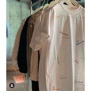 BEAUTY&YOUTH UNITED ARROWS - ROKU WRYHT Tシャツ