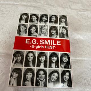 イーガールズ(E-girls)のE-girls E.G.SMILE(ミュージック)