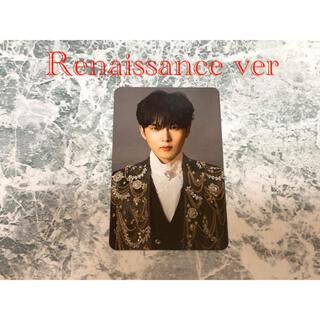 スーパージュニア(SUPER JUNIOR)のSUPER JUNIOR「THE RENAISSANCE」トレカ(アイドルグッズ)