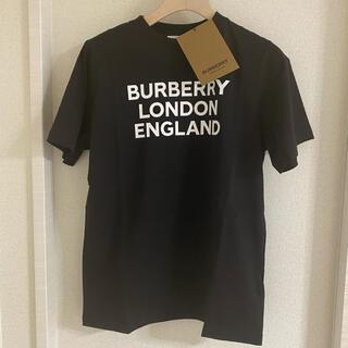 BURBERRY - 正規品バーバリー 2021 ロゴtシャツ