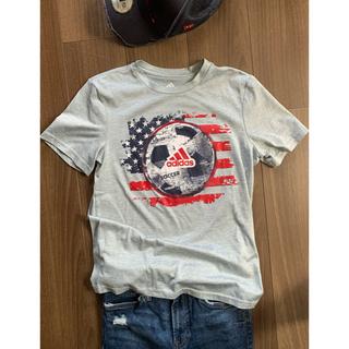 adidas - adidas アディダス Tシャツ ジュニアM 137〜147 10〜11歳