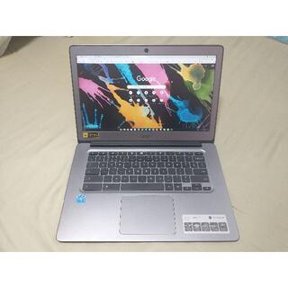 エイサー(Acer)のAcer Chromebook 14 CB3-431 フルHDモデル(ノートPC)