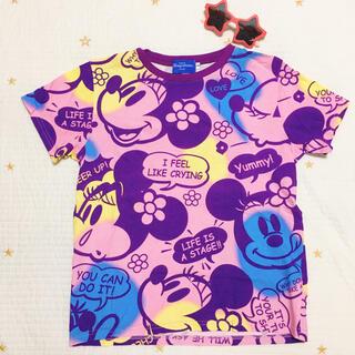 Disney - ディズニーリゾートTシャツ❁