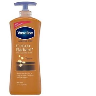 ヴァセリン(Vaseline)のヴァセリン ワセリン ココアボディローション 600ml(ボディローション/ミルク)