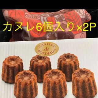 【コストコ】カヌレ6個入り×2パック