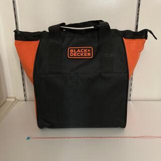 ブラックアンドデッカー 工具バッグ トートバッグ