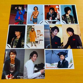 Kis-My-Ft2 - 横尾渉 公式写真 11枚 キスマイ
