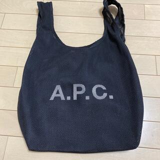 アーペーセー(A.P.C)のapc メッシュバック(トートバッグ)