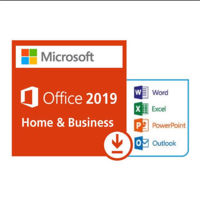 Microsoft(マイクロソフト)のHome and Business 2019 Microsoft Office スマホ/家電/カメラのPC/タブレット(その他)の商品写真