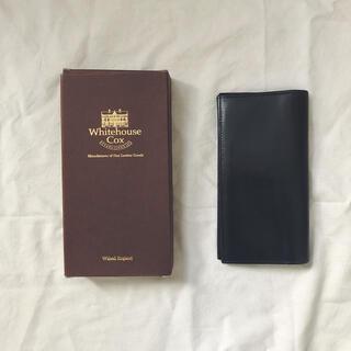 ホワイトハウスコックス(WHITEHOUSE COX)のホワイトハウスコックス(Whitehouse Cox)/長財布/メンズ財布(長財布)