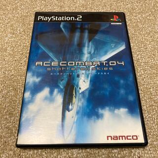 バンダイナムコエンターテインメント(BANDAI NAMCO Entertainment)のエースコンバット04 PS2ソフト(家庭用ゲームソフト)