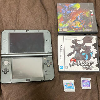 ニンテンドー3DS - 3DS LL+ソフト4本