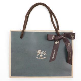 イルビゾンテ(IL BISONTE)のイルビゾンテ 純正 紙袋 ショップ袋 ショップバッグ 財布 キーケース 小物用(ショップ袋)