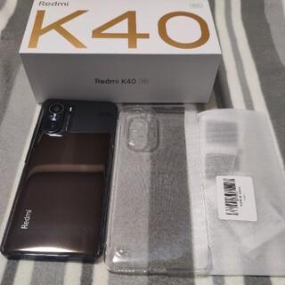 ANDROID - Xiaomi redmi k40 6GB 128GB 中国版 ブラック