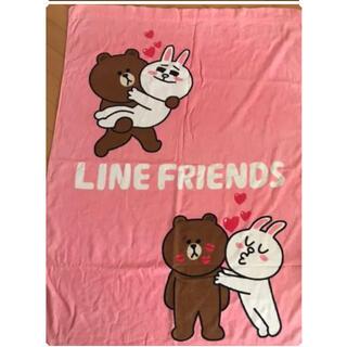 LINE FRIENDS☆タオルケット