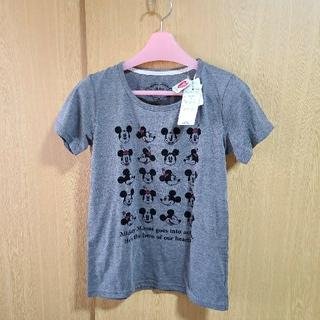 ディズニー(Disney)のミッキー&ミニーTシャツ  M(Tシャツ(半袖/袖なし))