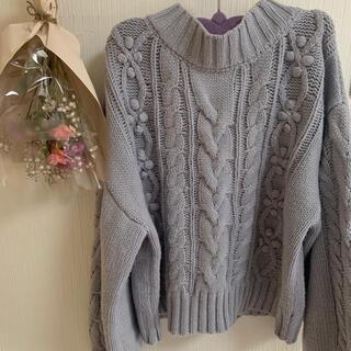 オリーブデオリーブ(OLIVEdesOLIVE)のOlive des Olive☁️ knit setup👗(セット/コーデ)