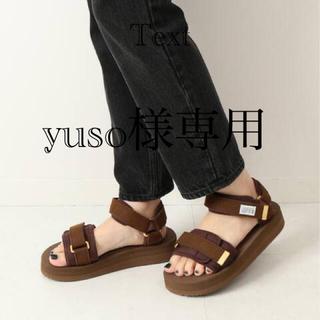 suicoke - 【SUICOKE】 別注CEL-VPO2 スイコックサンダル