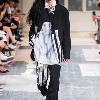Yohji Yamamoto - ヨウジヤマモト 18ss 着る服ないのセットアップ