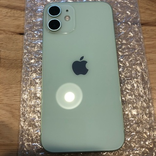 Apple - iPhone 12mini Green SIMフリー
