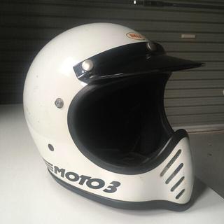 ベル(BELL)のbell moto3 ビンテージヘルメット(ヘルメット/シールド)