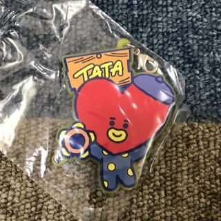 防弾少年団(BTS) - 一番くじ  BT21   TATA   テテ  チャーム キーホルダ 新品