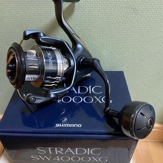 SHIMANO - シマノ  ストラディック SW 4000 XG