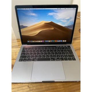 Mac (Apple) - 【超美品】MacBook Pro 2019(8GB/128GB)スペースグレイ
