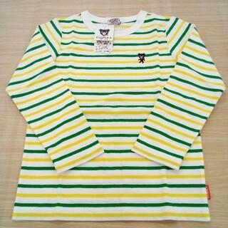 DOUBLE.B - 新品未使用 ダブルビー 長袖 Tシャツ 120cm 02MN0516885