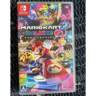 Nintendo Switch - 「マリオカート8 デラックス」 ニンテンドースイッチ