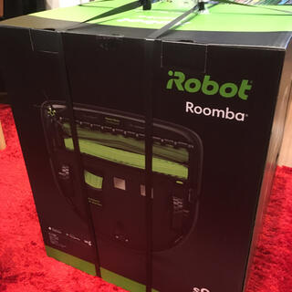 iRobot - 5年保証!!【新品 未使用!!】ルンバ s9+ i Robot 掃除機