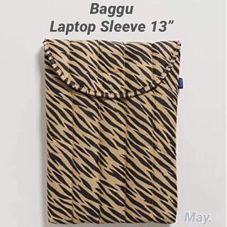 DEUXIEME CLASSE - 【BAGGU】タイガー 13インチ ラップトップ PC タブレットケース バグー