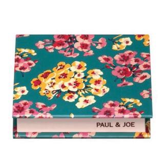 ポールアンドジョー(PAUL & JOE)の新品☆ポール&ジョー コンパクト 025(その他)
