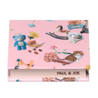 ポールアンドジョー(PAUL & JOE)の新品☆ポール&ジョー コンパクト 026(その他)