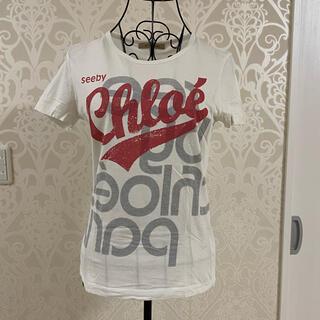 シーバイクロエ(SEE BY CHLOE)の【SEE BY CHOE】Tシャツ(Tシャツ(半袖/袖なし))
